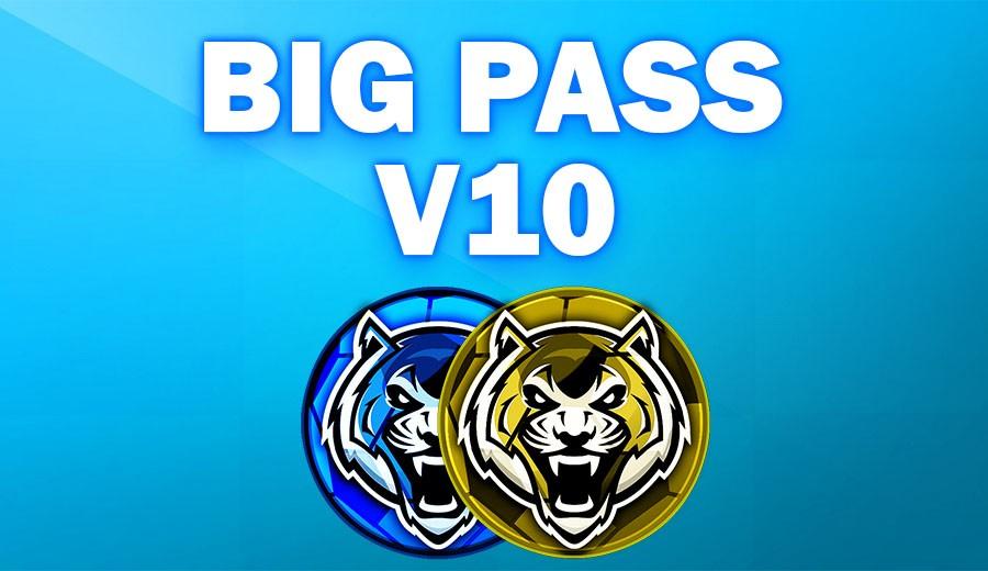 BIG PASS: V10