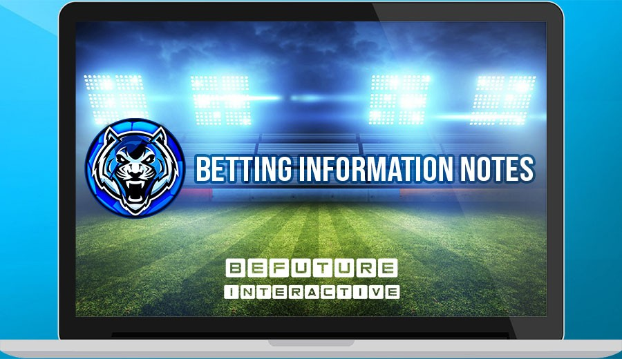 Betting Information Notes