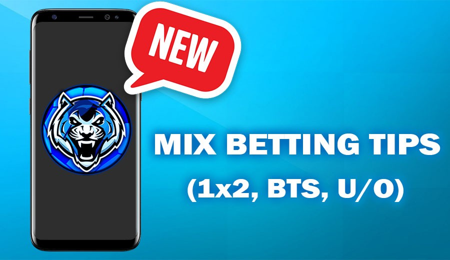 Mix Betting Tips - New App!